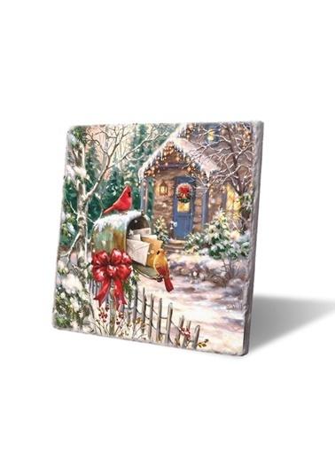 LWP Shop Yeni Yıl En Güzel Kış Günü Nihale Kırmızı